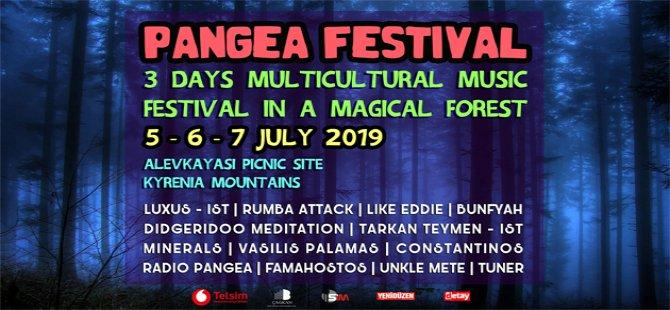 Pangea Festival başlıyor