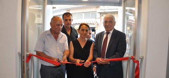 Alkan Kanısoy'un eserleri Güzelyurt Portakal Festivali çerçevesinde sergileniyor