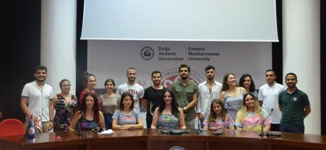 TOLES Sınavı en eski ve deneyimli sınav merkezi olan DAÜ'de yapıldı