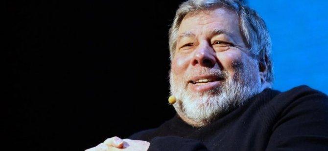 Apple'ın kurucusu Wozniak: Facebook'u silin