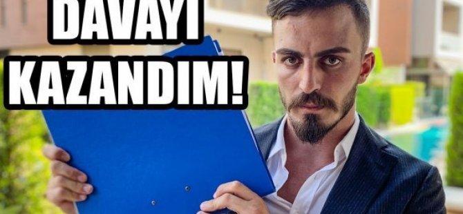 Türk YouTuber, Bir TV Kanalından 1.4 Milyon TL Tazminat Alacak