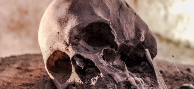 Yunanistan'da en eski insanların kalıntıları bulundu