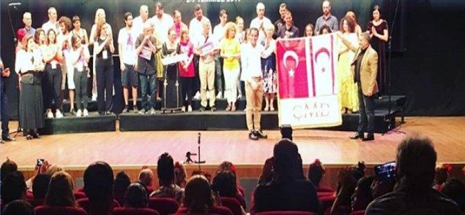 """Çağdaş Müzik Derneği, """"5. Çanakkale Uluslararası Koro Festivali'ne"""" katıldı"""