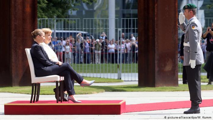 Merkel titriyor, Almanlar endişeleniyor