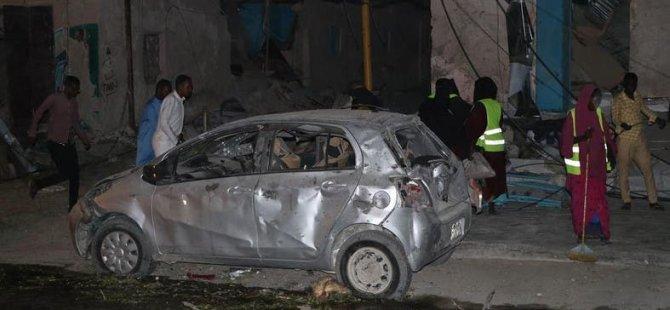 Somali'de otele bombalı ve silahlı saldırı: 26 ölü, 56 yaralı