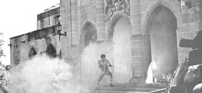 15 Temmuz 1974 faşist Yunan cuntası darbesi sırasında ölenler anıldı