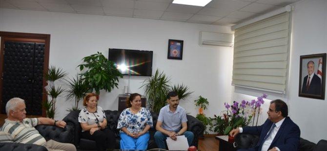 """Sucuoğlu: """"İstihdamda engelliler için hassasiyet göstereceğiz"""""""