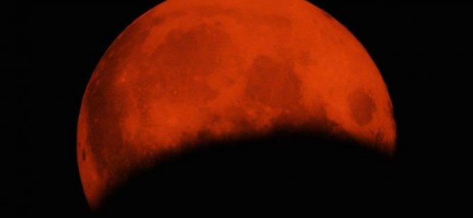 Parçalı ay tutulması bu gece gerçekleşecek.. Ay tutulması hakkında bilinmesi gerekenler