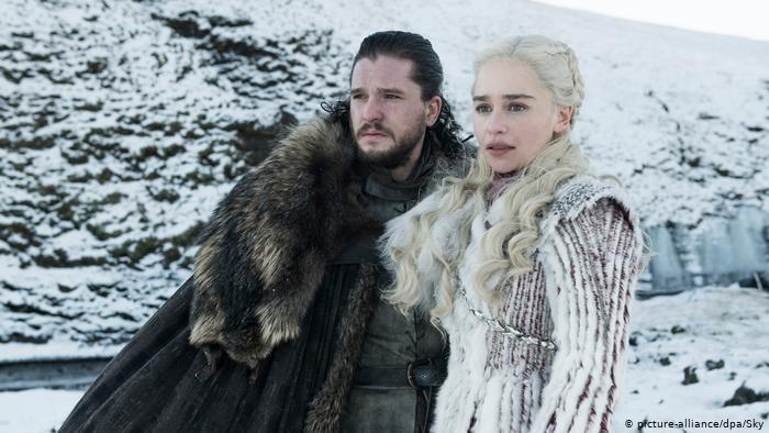 Game of Thrones adaylık rekoru kırdı
