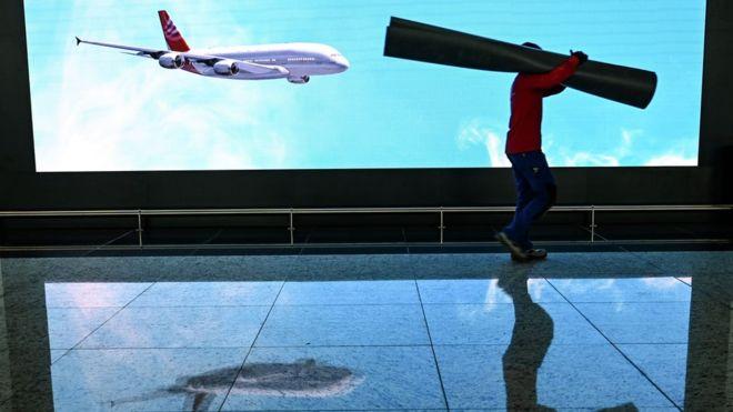 AB'nin yaptırım olarak müzakereleri dondurduğu Kapsamlı Havacılık Anlaşması nedir?