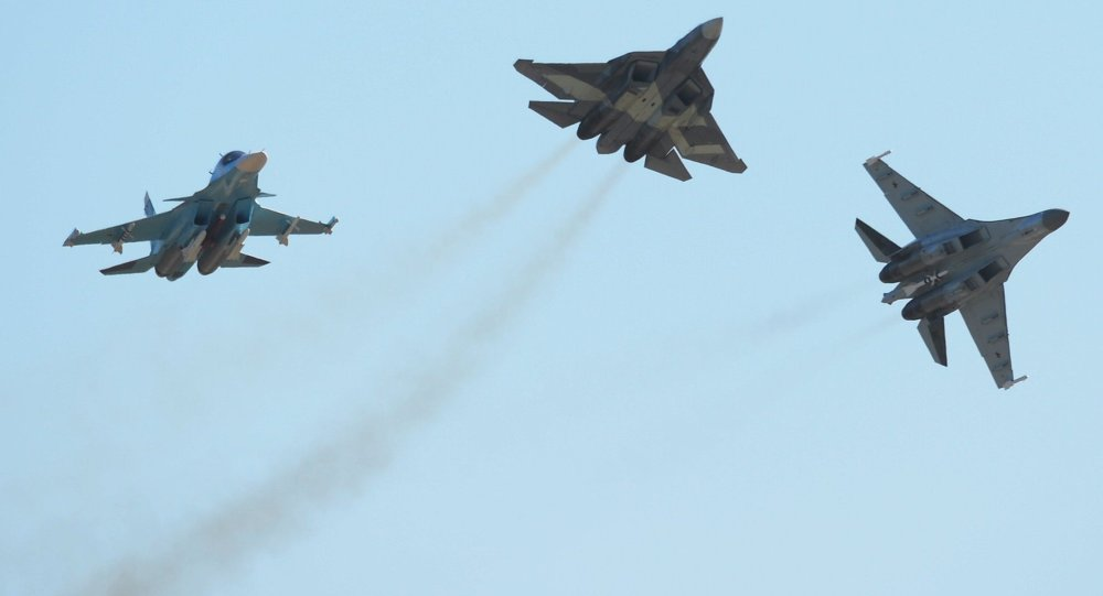 Amerikan F-35 jeti, Rus Su-35 ile karşılaşsa ne olur?
