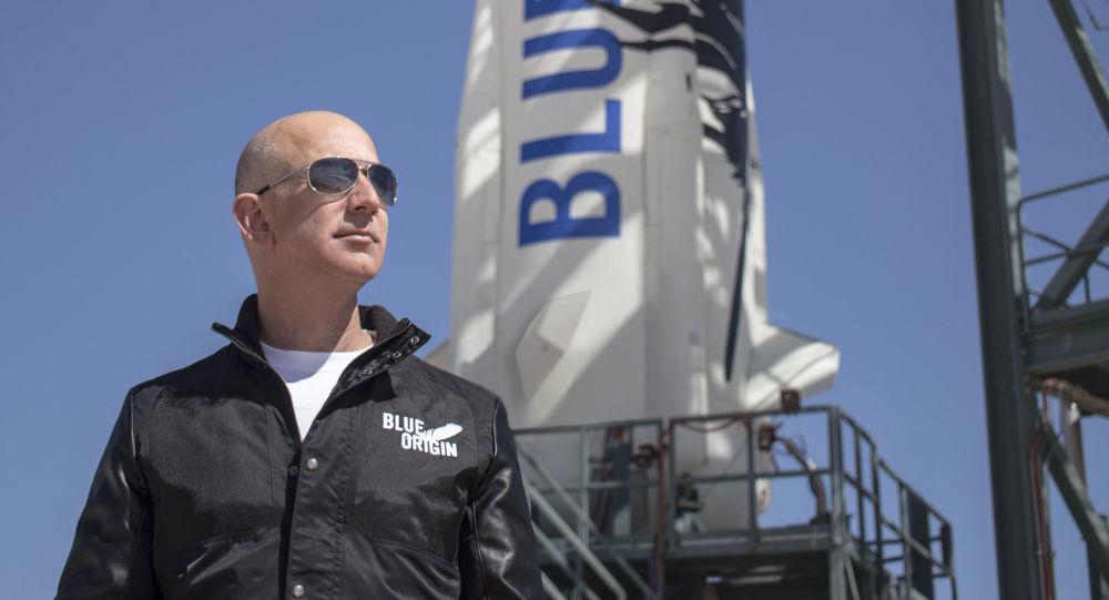 Bezos, uzay için neden milyarlar harcadığını açıkladı: Çünkü gezegeni mahvettik