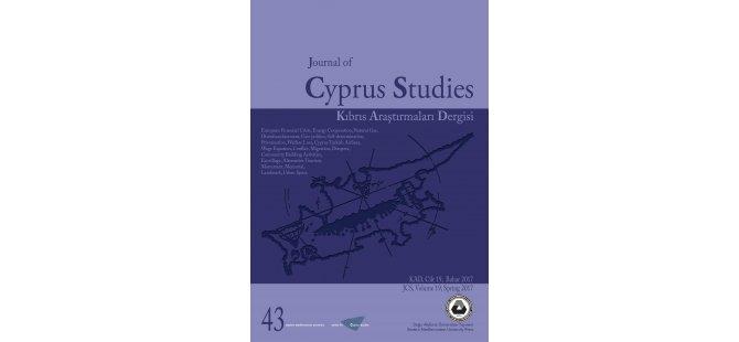 DAÜ-KAM Kıbrıs Araştırmaları Dergisi makale kabulüne başladı