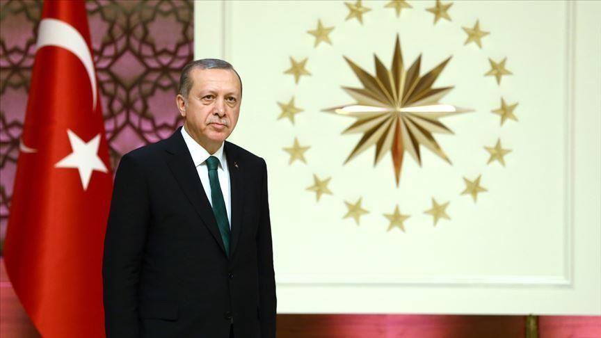 Erdoğan: 'Kıbrıs Türkü Türk milletinin ayrılmaz parçasıdır'