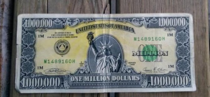 Şüphelinin cebinden 1 milyon dolarlık banknot çıktı : 'Merkez' sahte mi bakacak