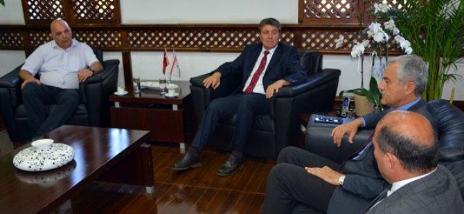 """Turizm Bakanı, Cıttaslow'a üye belediye başkanlarını kabul etti: """"Belediyeleri de tanıtımın parçası yapacağız"""""""
