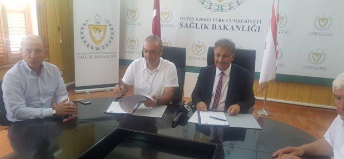 KTFF ile Sağlık Bakanlığı protokol imzaladı