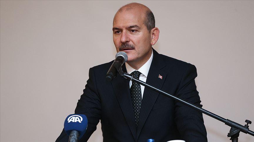 Soylu: Pazartesiden itibaren IŞİD'lilerin iadesine başlayacağız