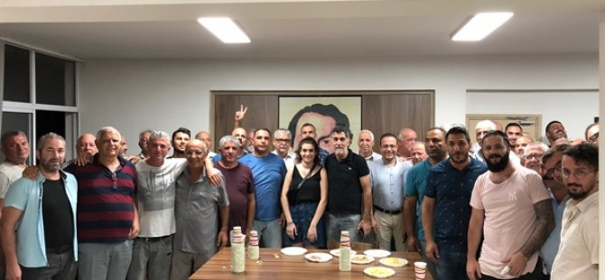 CTP Mağusa İlçesi sosyal buluşma gecesi düzenledi