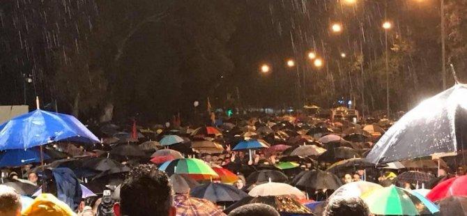 """Sendikal Platform'dan """"toplumsal varoluş için genel grev ve genel direnişe"""" destek vermeye çağrı"""