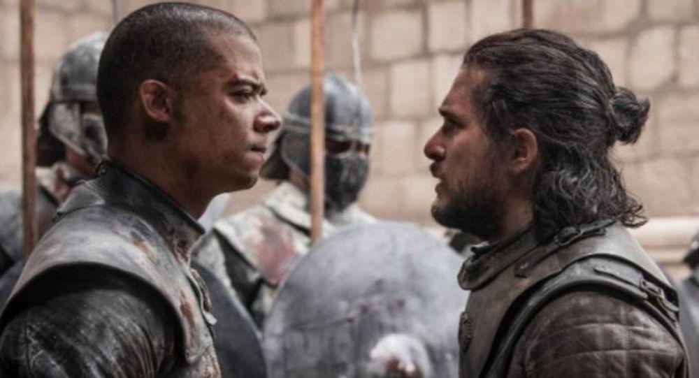 Game of Thrones'un Gri Solucan'ı, John Snow'u neden öldürmediğini açıkladı