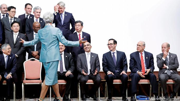 IMF Başkanlığı için beş adayda uzlaşıldı