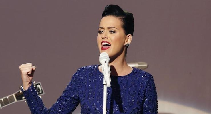 Katy Perry'nin Grammy adayı 'Dark Horse' şarkısı çalıntı çıktı