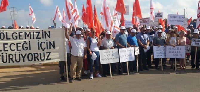 Sennaroğlu'ndan Karpaz halkına destek açıklaması