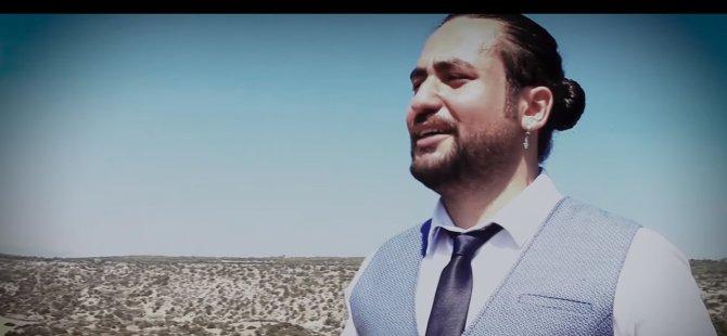 Kıbrıslı sanatçı Şafak Gören 5 günde 15 bin izlenmeye ulaştı (TIKLA İZLE)
