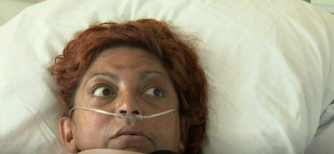 Belçika'da altı gün aracında mahsur kalan kadın sadece yağmur suyu içti