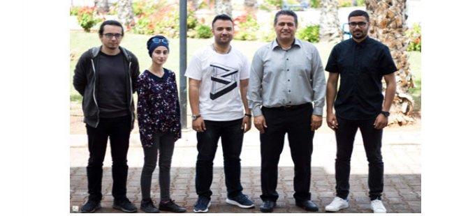 """DAÜ IEEE Robot Takımı """"Robotex Internatıonal"""" Yarışması'na hazırlanıyor"""