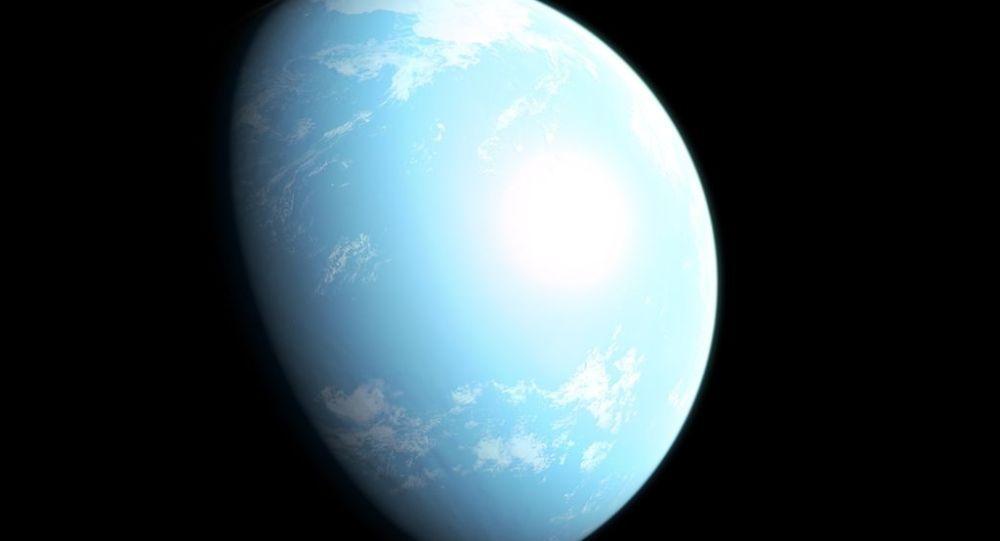 Dünya'dan 6 kat büyük yaşama uygun gezegen keşfedildi (VİDEO)