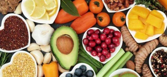 Türkiye vejetaryenliğin en fazla arttığı ülkeler sıralamasında yedinci sırada