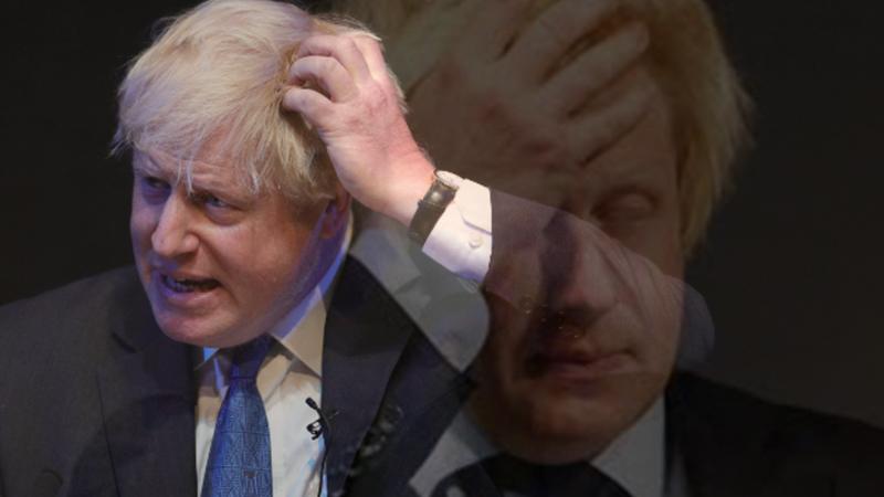 """Britanya'da Muhafazakar Parti'nin meclis çoğunluğu tek koltuğa indi: """"Vekiller Johnson'ı parti değiştirmekle tehdit ediyor"""""""