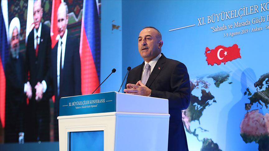Türkiye Dışişleri Bakanı Çavuşoğlu: İdlib'de yaşanacak insani dram konusunda herkesi uyarmak isterim