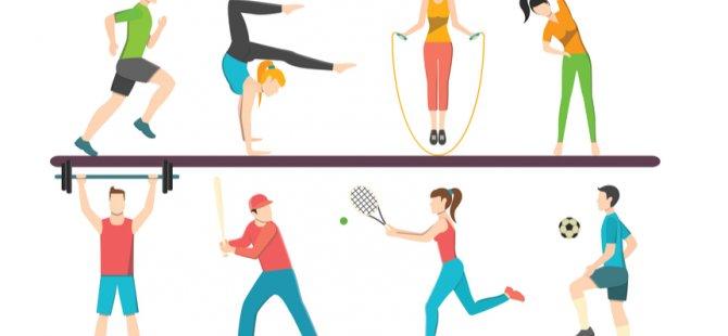 Fiziksel aktivite sağlığı ve yaşlanma sürecini etkiliyor