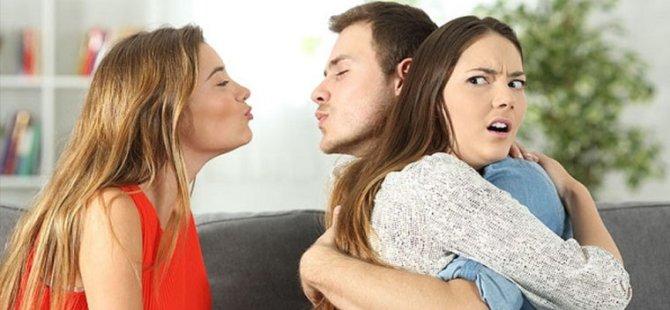 'Vazopressin' ve 'oksitosin' hormonları eksik olan insanlar aldatmaya meyilli