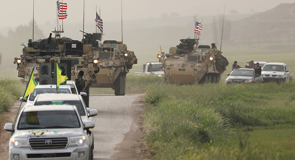 Suriye medyası: ABD, Irak üzerinden DSG'ye yüklü miktarda silah ulaştırdı