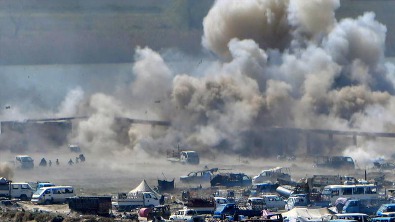 Pentagon: IŞİD, Suriye'de yeniden canlanıyor