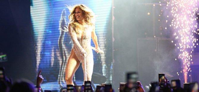Jennifer Lopez'in Türkiye paylaşımına Türk kullanıcılardan tepki