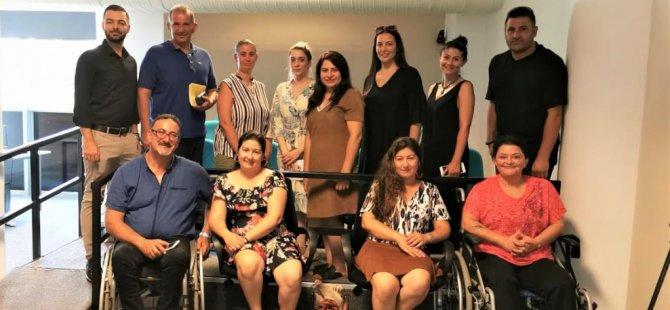 Yakın Doğu Üniversitesi Engelli Hakları İzleme Komitesi'nin (EHİK) Gündemi 'Engellilerde Spor'