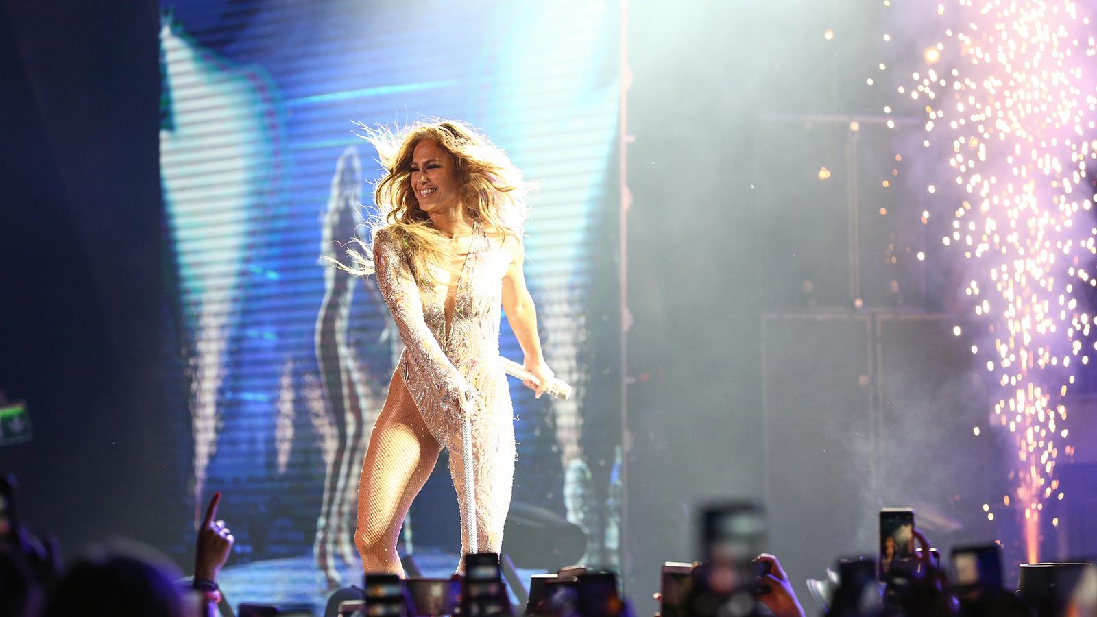 """""""Jennifer Lopez Antalya konseri için 1 milyon dolar aldı"""""""