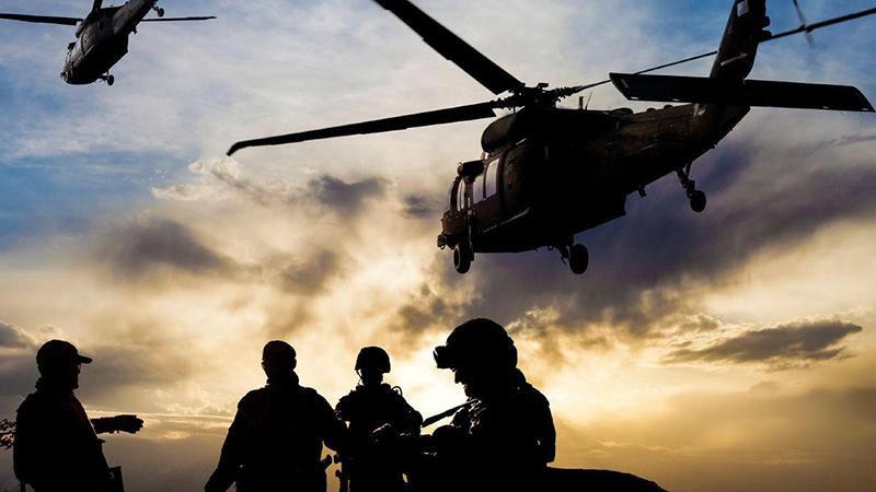 ABD, Suriye'de Türkiye sınırı yakınlarına askeri hava üssü kuruyor