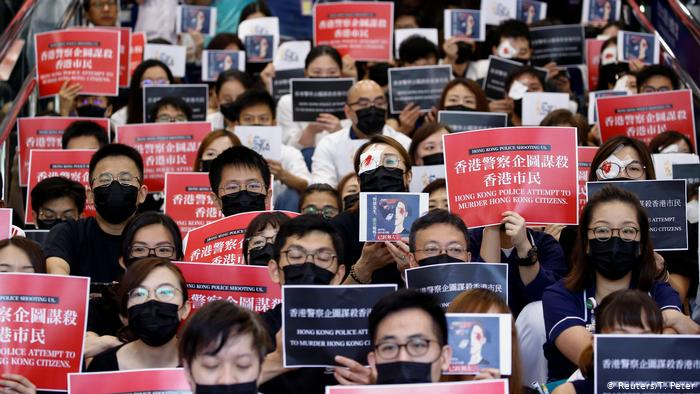Hong Konglu protestocuların ilham kaynağı Bruce Lee
