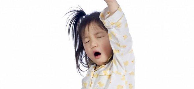 Çocuklar neden uyurgezer oluyor