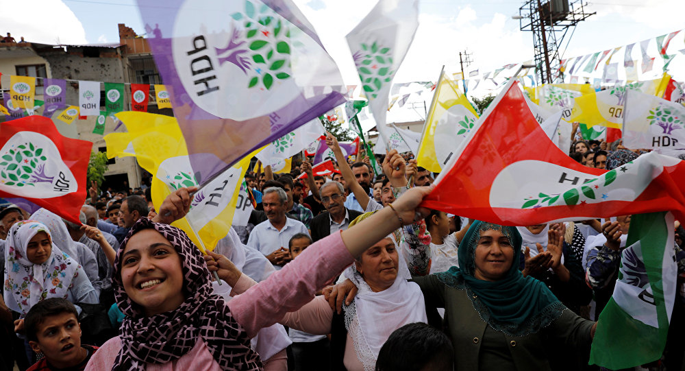 HDP'den açıklama: Susmayacağız, durmayacağız