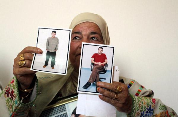 26 Filistinli mahkum serbest
