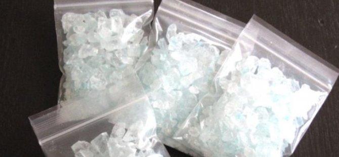 Methamphetamine türü uyuşturucu bulundurmaktan 3 kişi tutuklandı