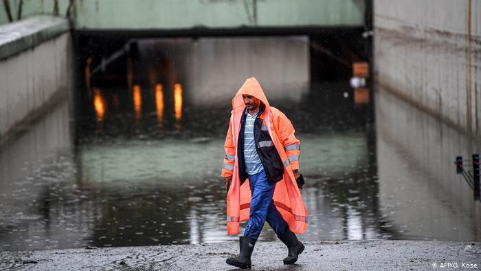 İstanbul'da sel felaketinin asıl nedeni 'betonlaşma'