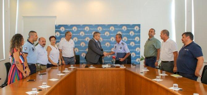 Gazimağusa Belediyesi ve Mağusa Türk Genel İş Sendikası arasında bugün Toplu iş sözleşmesi imzalandı